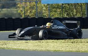 Euroformula Circuit Automobile Montgivray - La Châtre