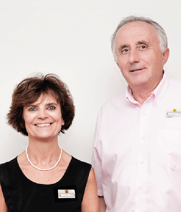 Le Lion d'Argent - Françoise et Pierre Marie AUDEBERT