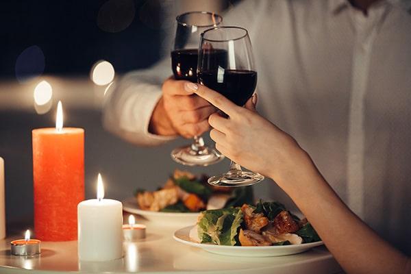 déjeuner ou diner au restaurant du Lion d'Argent