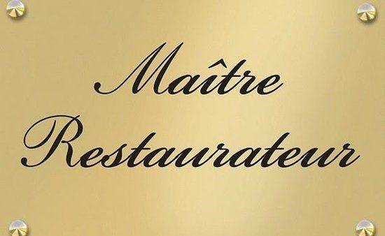 Label maître restaurateur